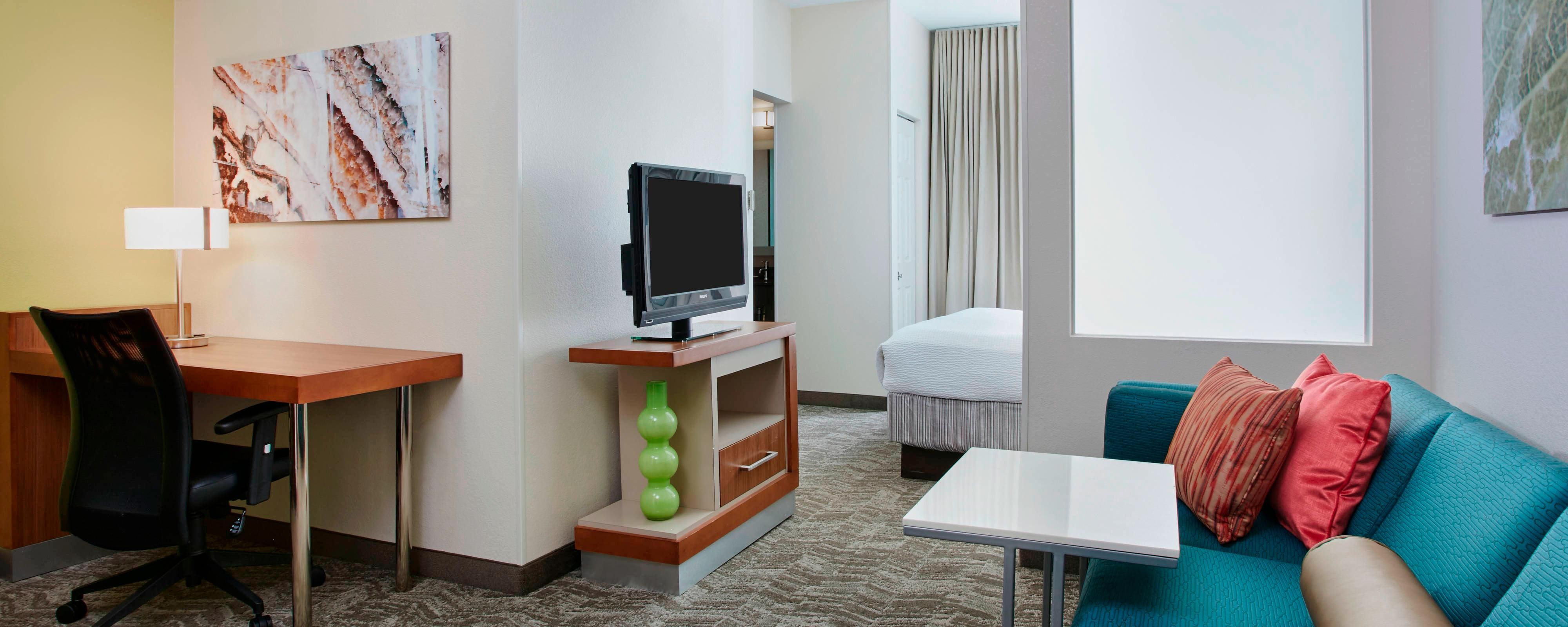 Directions to Schaumburg Hotel | SpringHill Suites Chicago