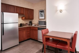 Schaumburg Suite Kitchen