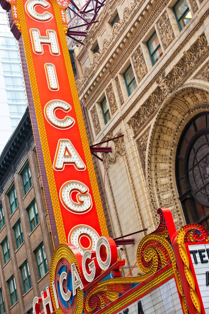 Chicago Theater Hotels