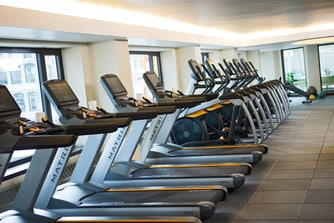 Downtown Chicago Hotel with Gym