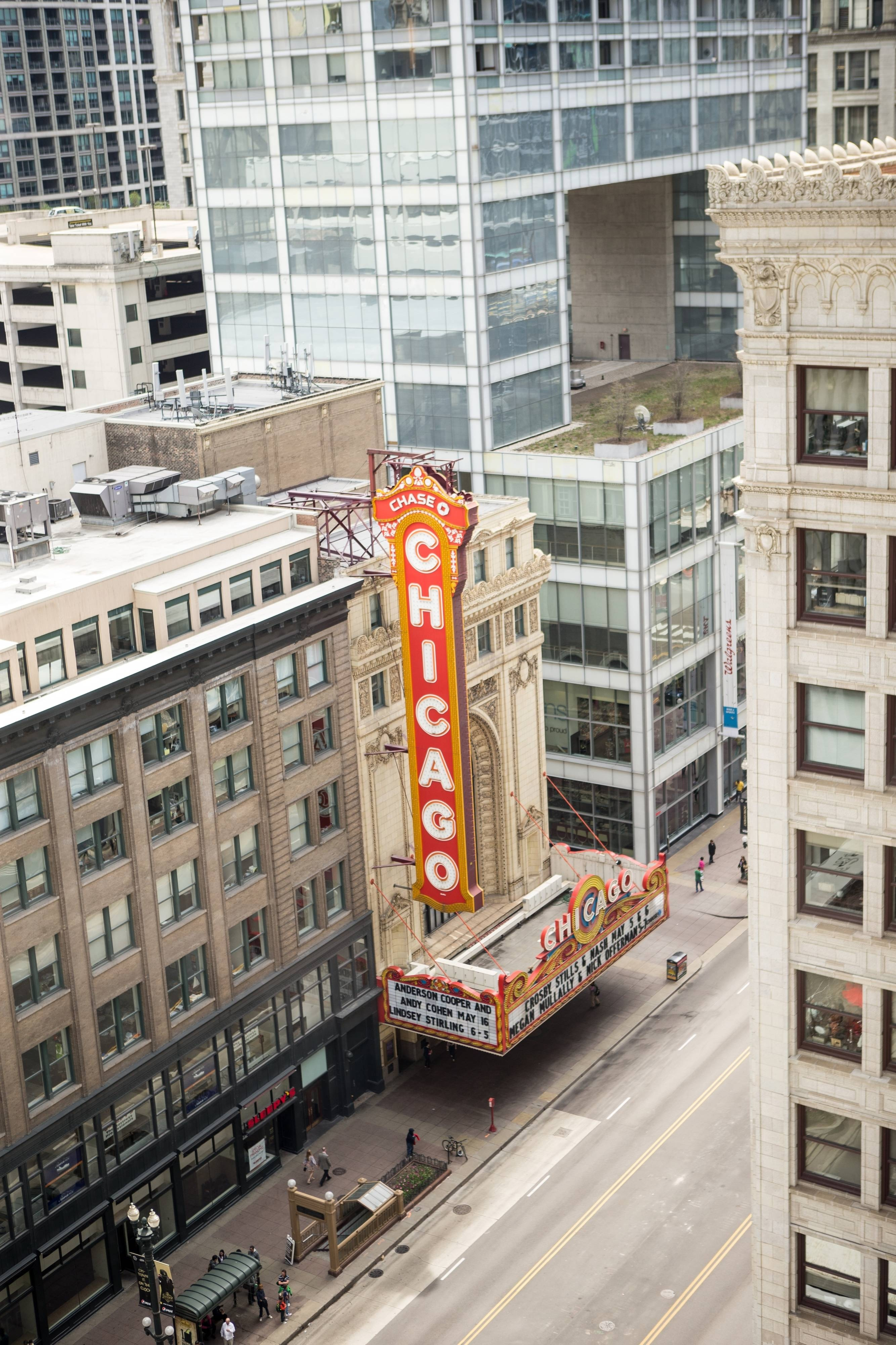 Chicago hotel Room with View