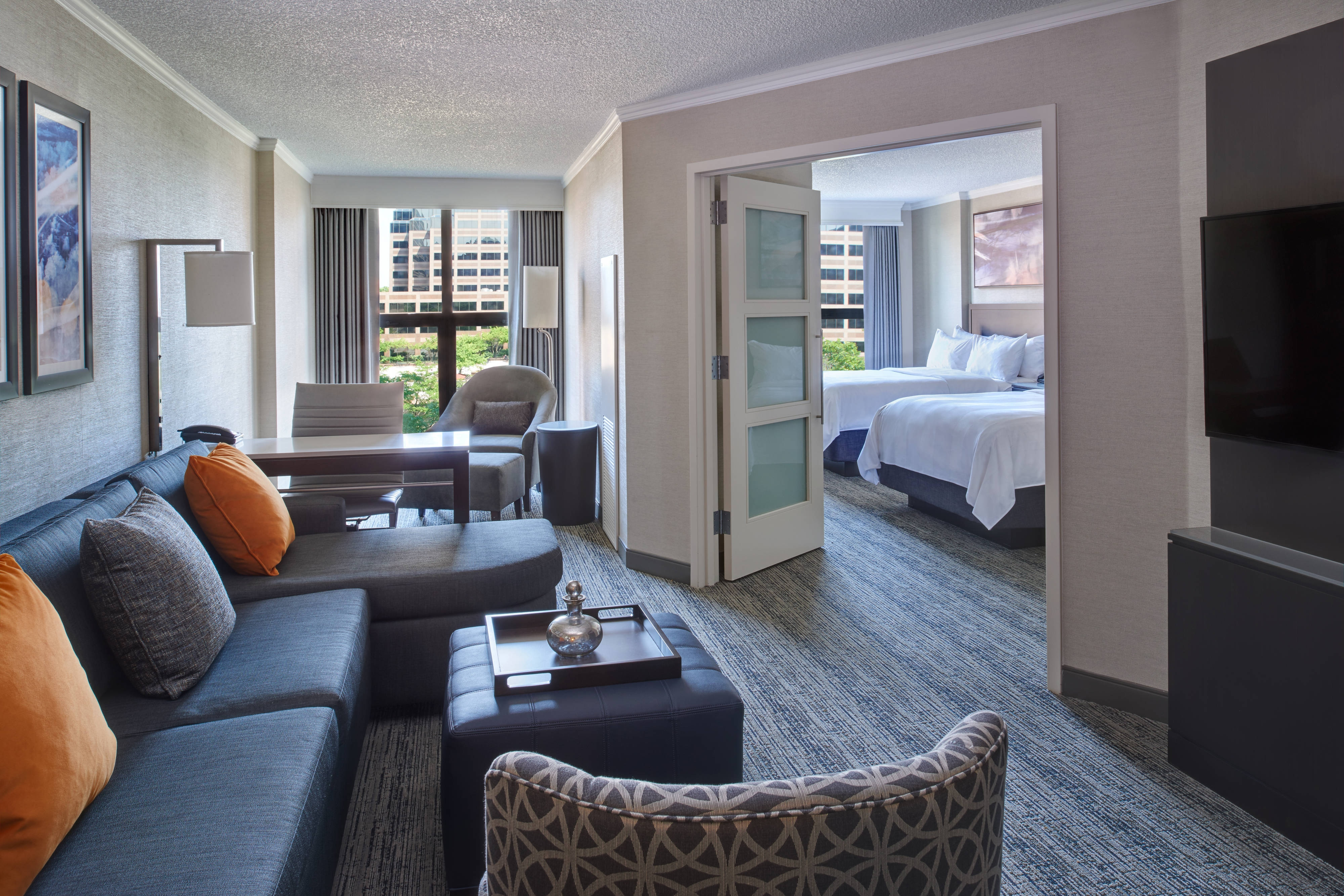 Hotels Near O Hare Chicago Marriott Suites O Hare Hotel