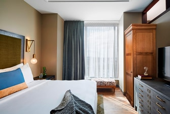 King Guest Rooms Suite