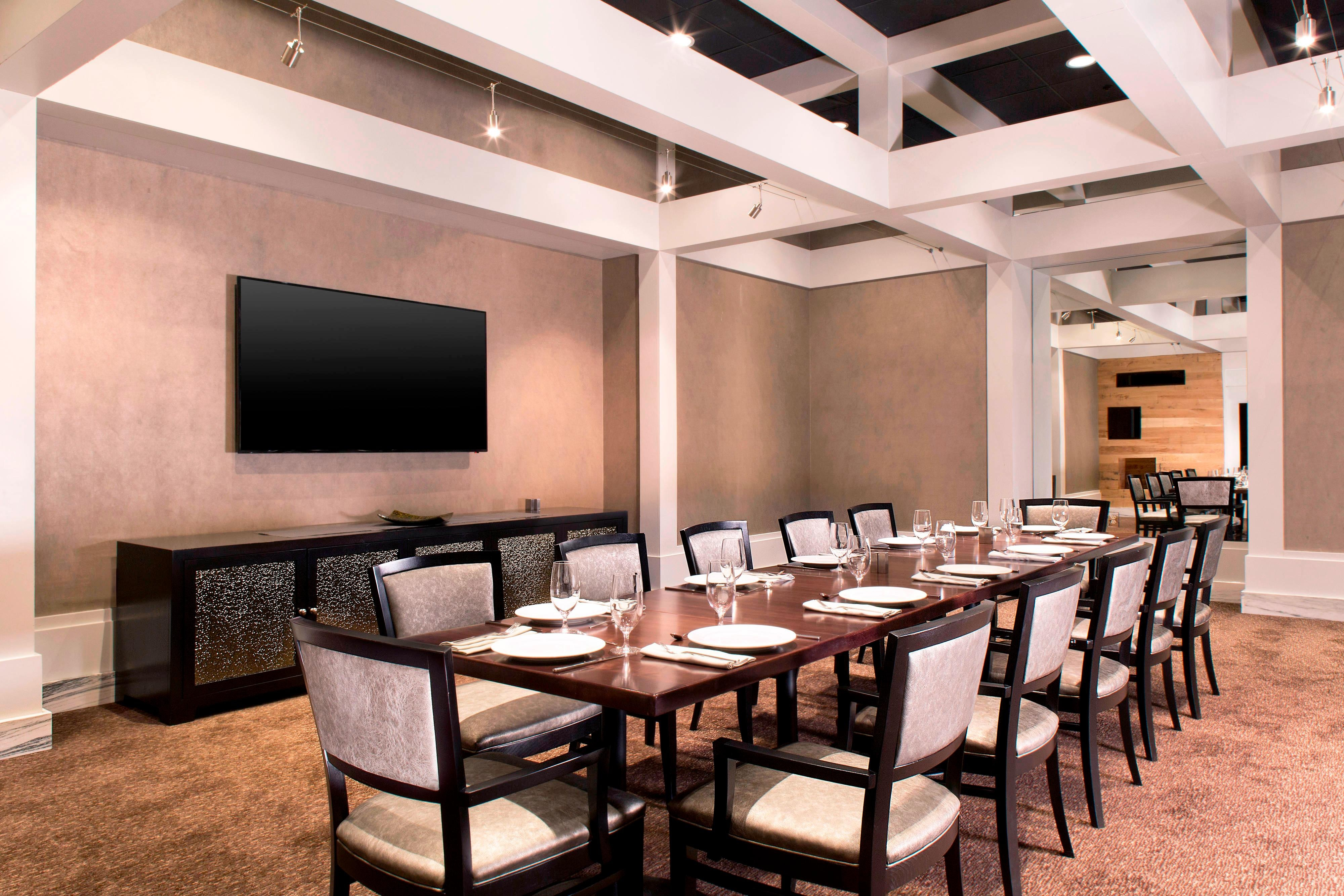 Benchmark Private Dining