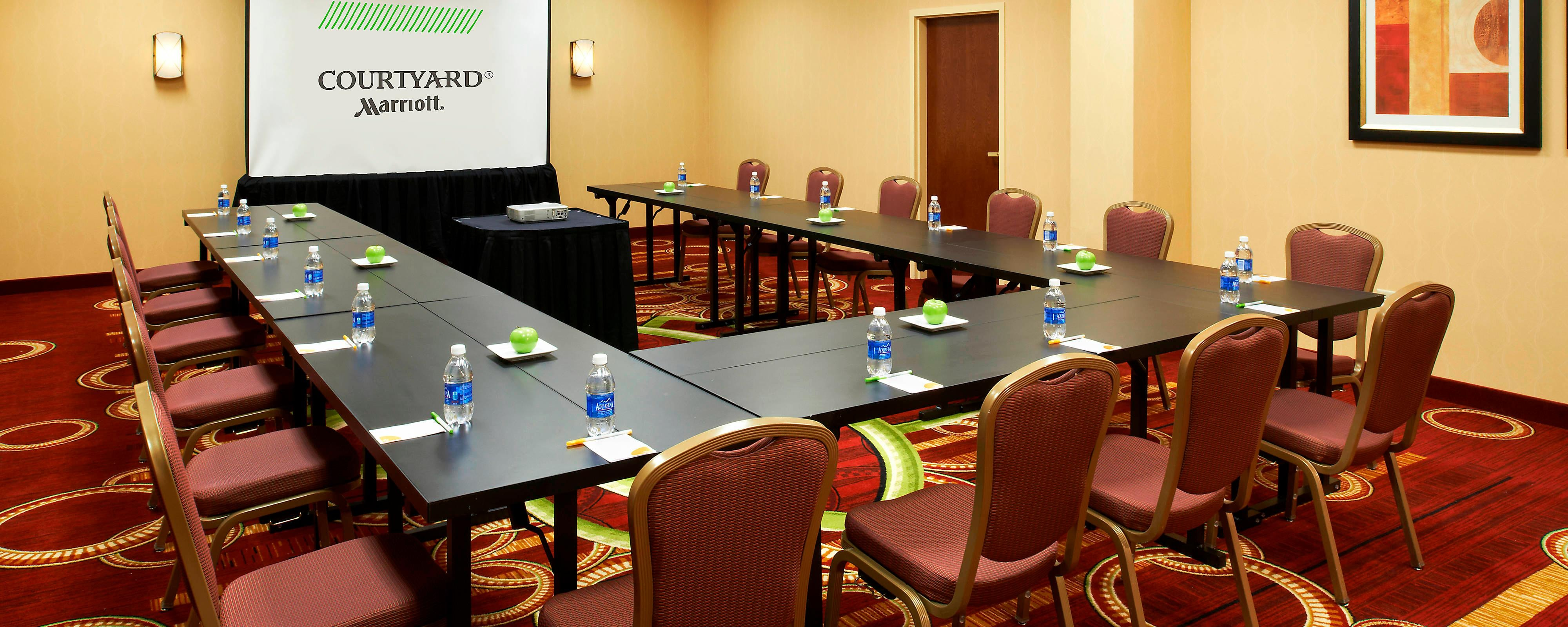 Chicago Conference Rooms | Courtyard Chicago Downtown ... - photo #43