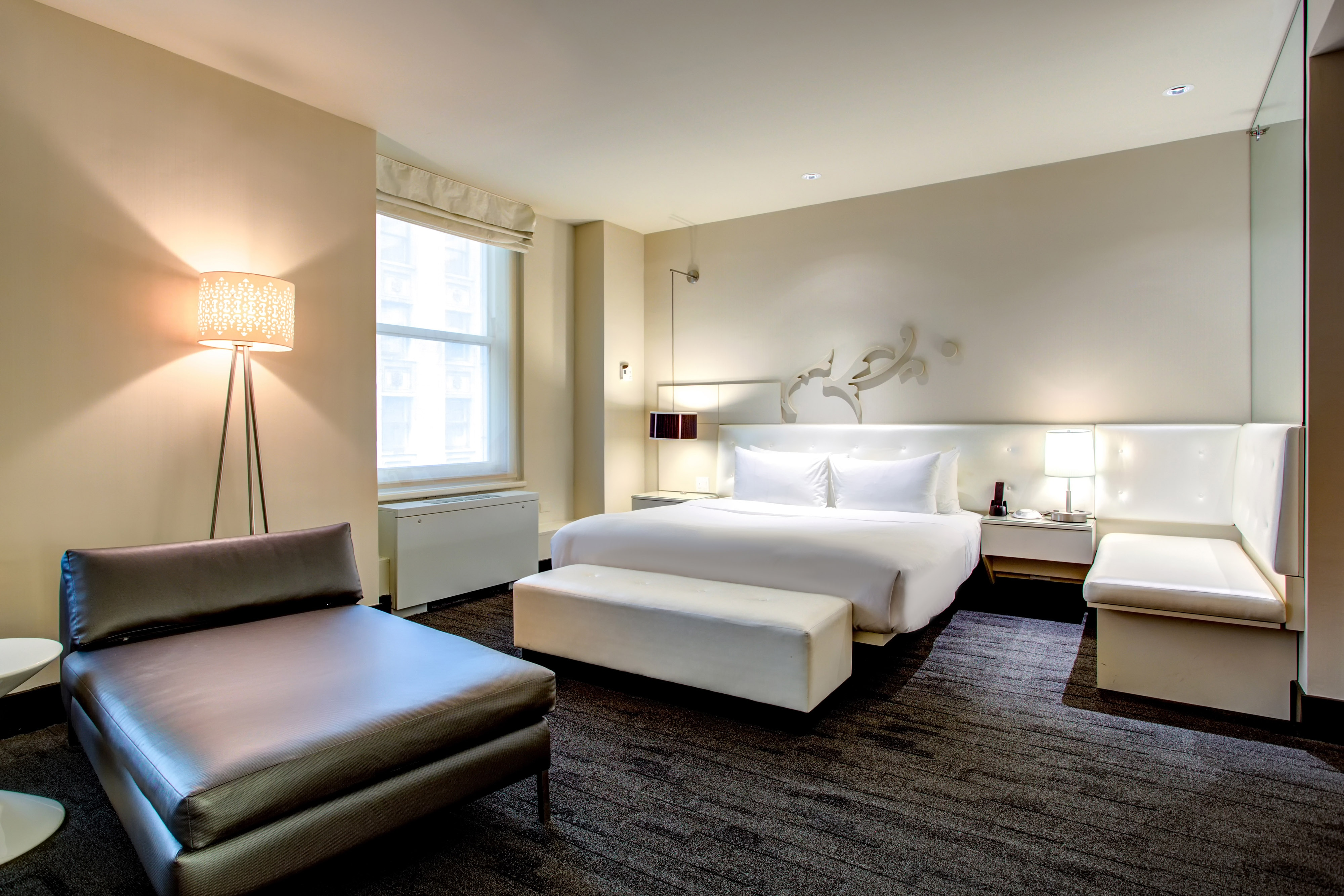 Habitación Fabulous con cama tamaño king
