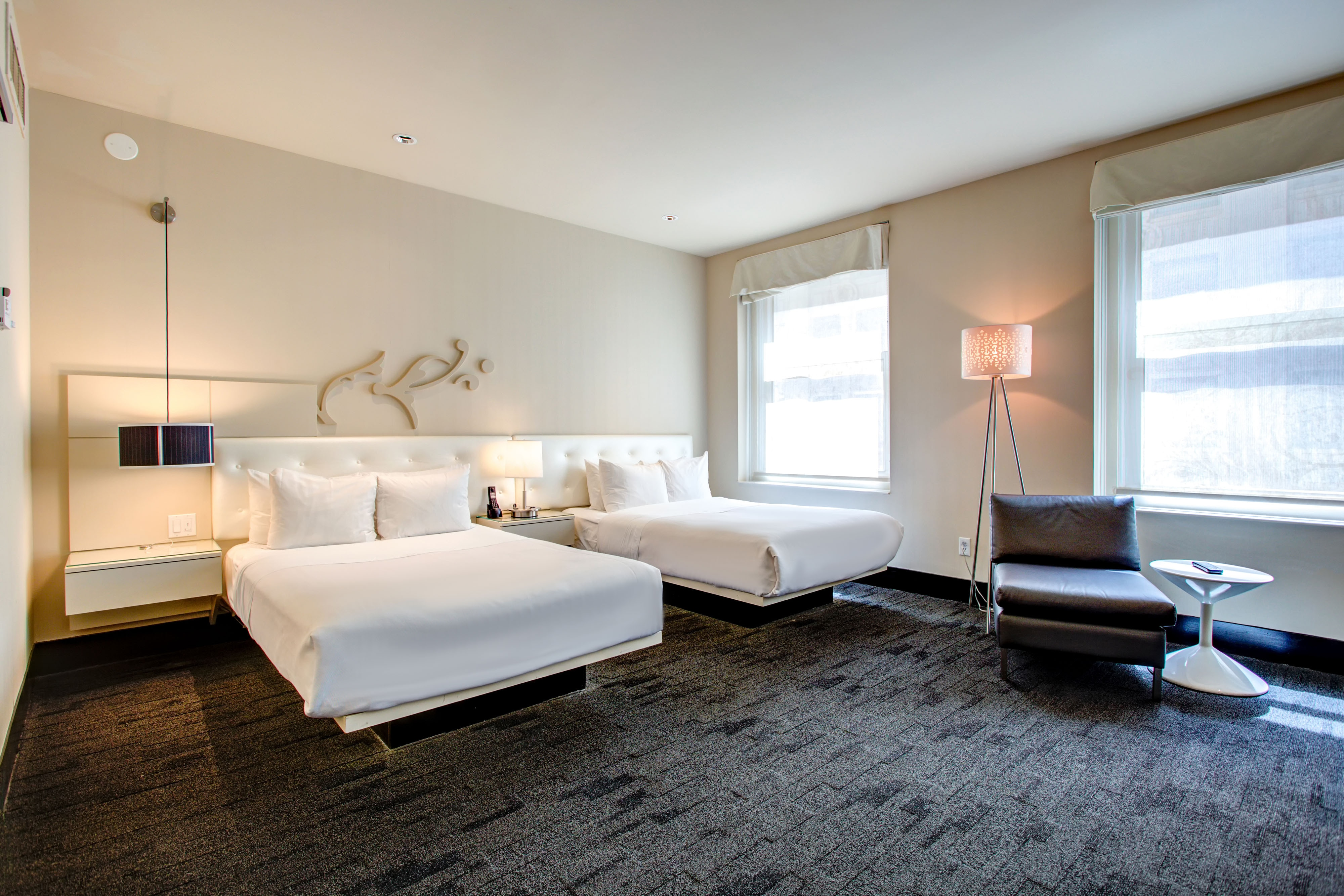Double/Double Spectacular Guest Room