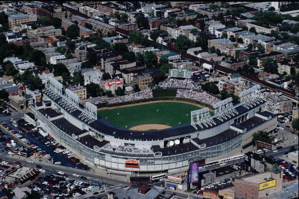 Hotel Near Chicago's Wrigley Field