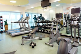 Springhill-Suites-Waukegan-Fitness-Center