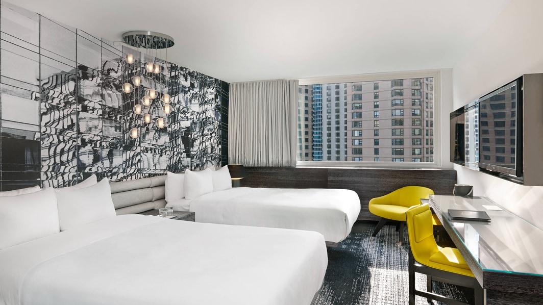 Habitación Wonderful doble