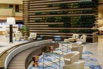 Lobby Living Wall