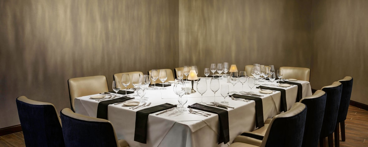 400 Park Bistro Private Dining