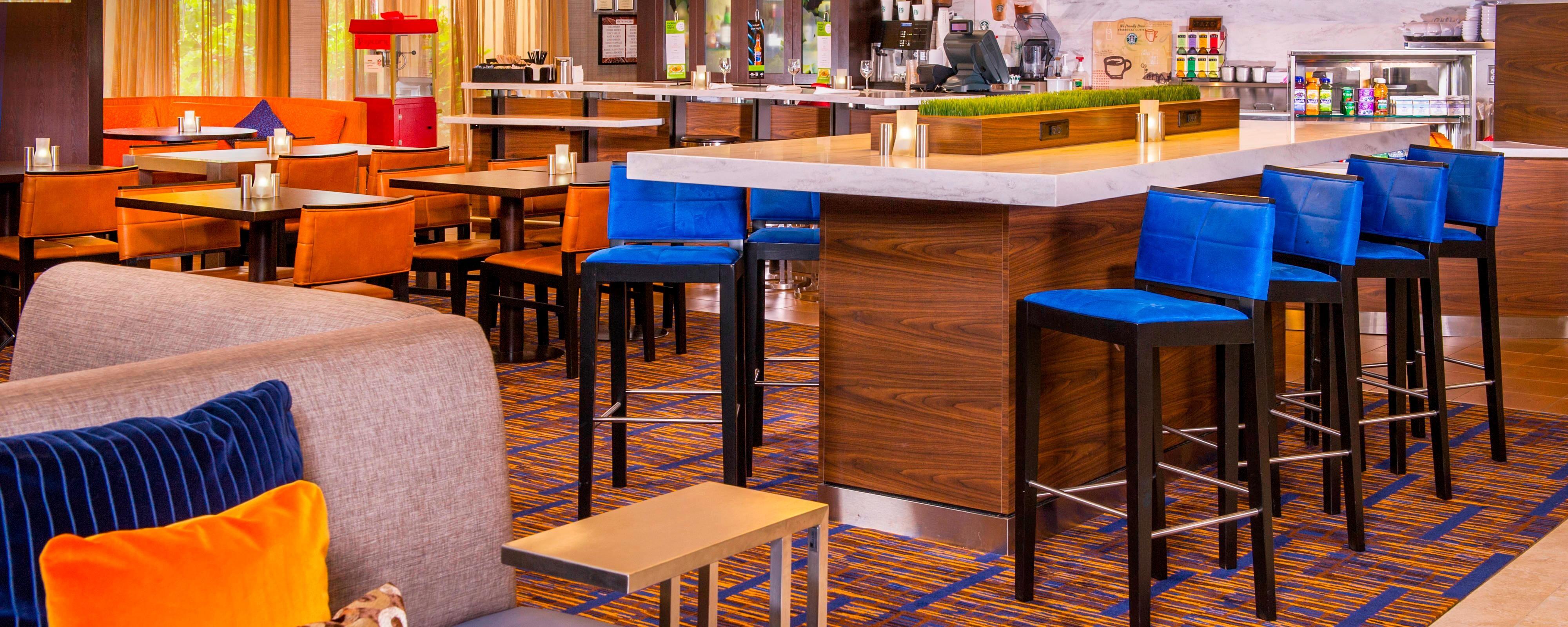 Hotel Dining In Charlottesville Va Courtyard Charlottesville