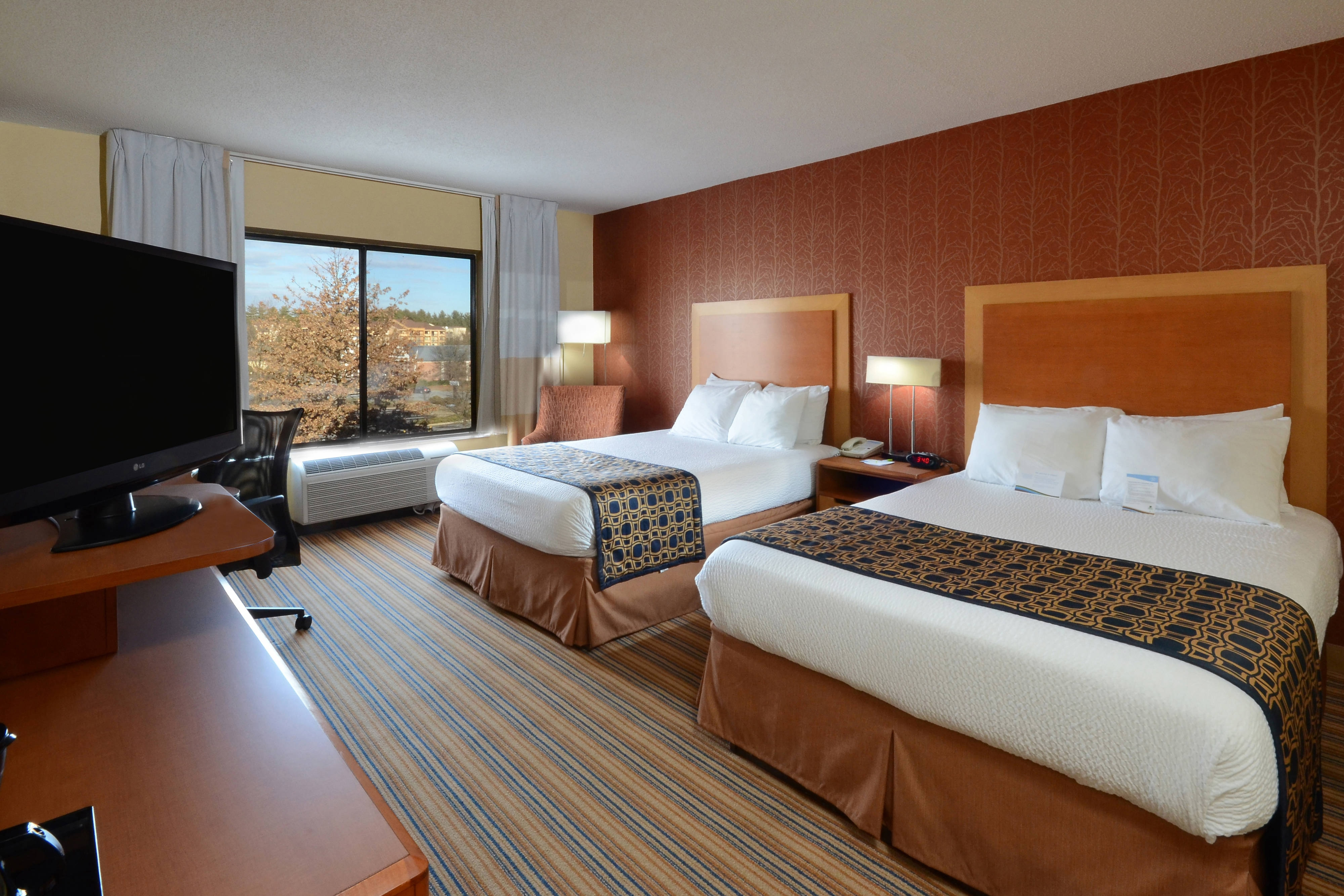 Comfortable Rooms In Charlottesville With Numerous Amenities
