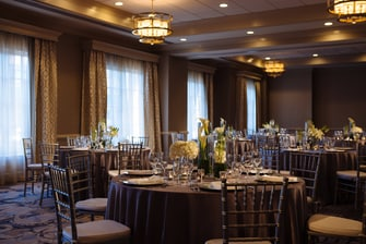 Charleston hotel wedding reception