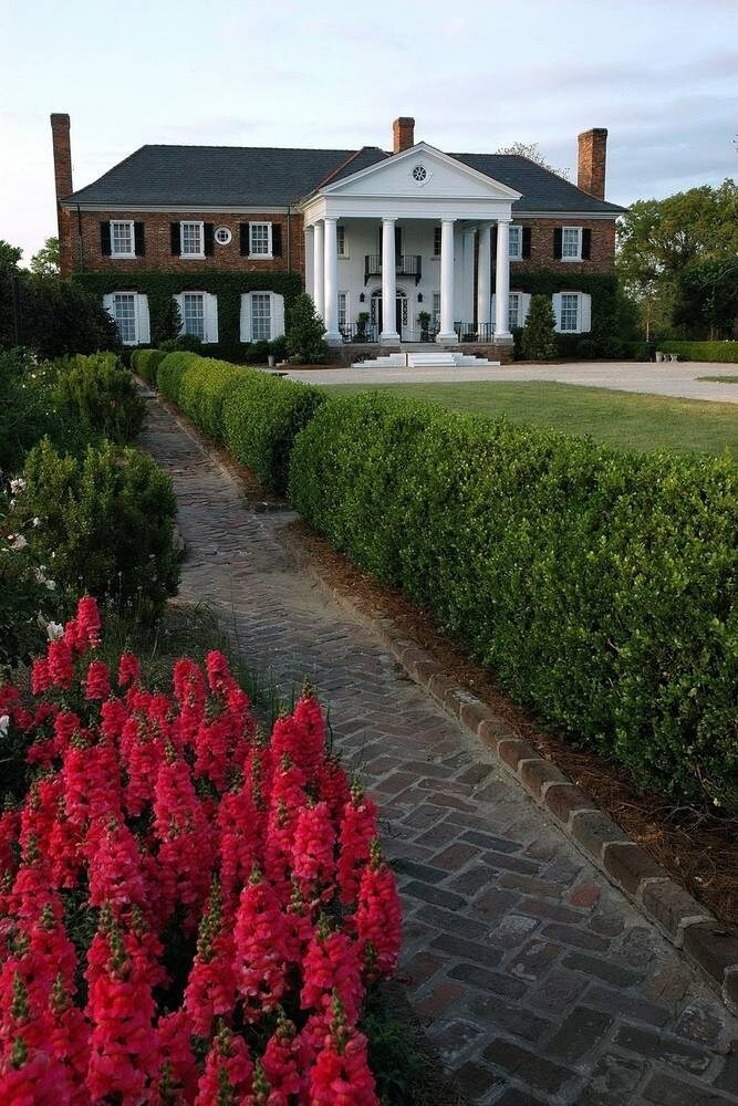 Charleston Mt. Pleasant Boone Hall Plantation