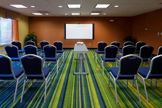 Charleston Airport Hotel Meeting Room
