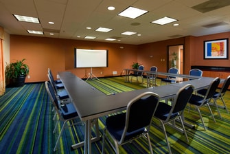 North Charleston hotel meeting room