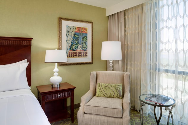 Guest Room Seating in Charleston SC