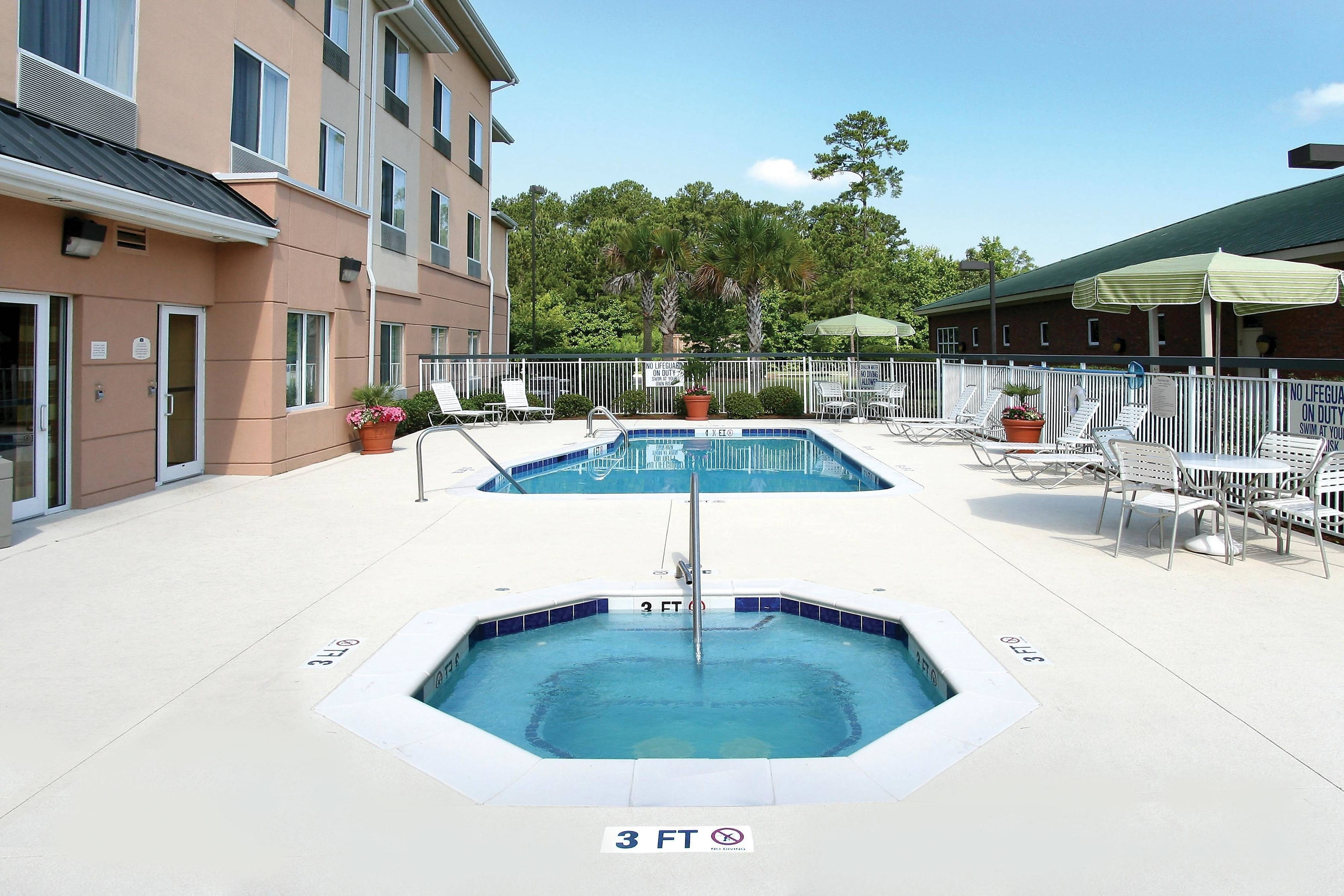 Charleston SC Airport Business Hotels