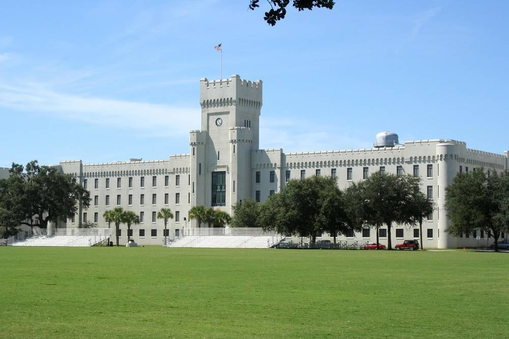 The Citadel Charleston SC Hotels