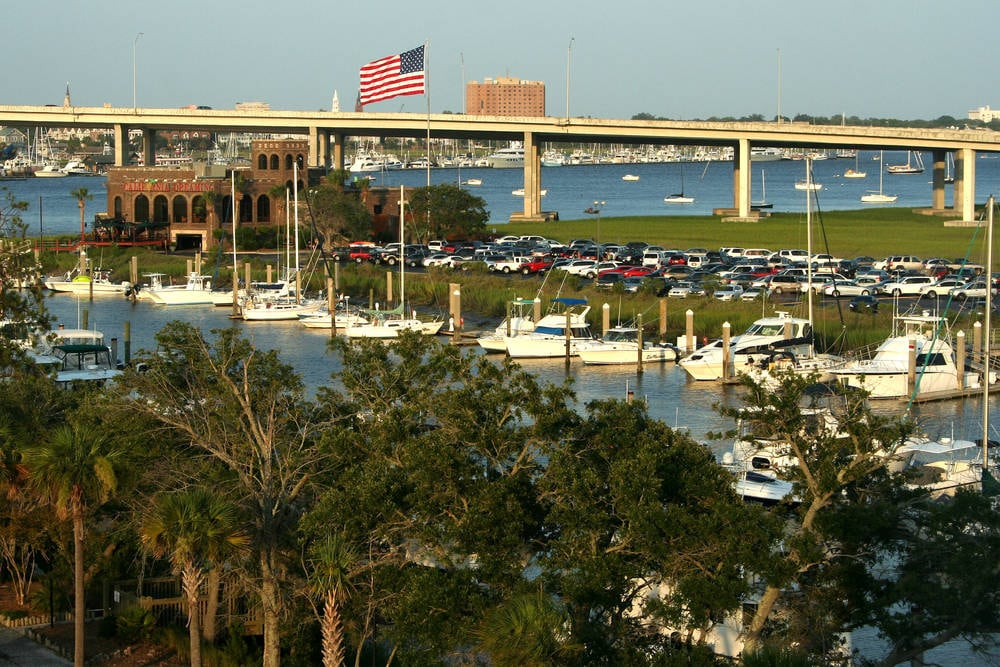 Charleston SC Hotels California Dreaming