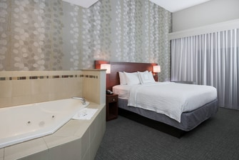 Chico California Hotel Spa King