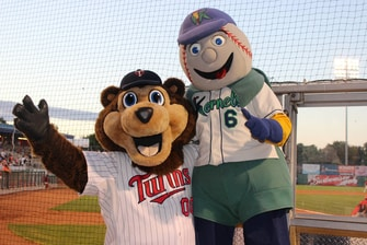 Kernels Minor League Baseball in Cedar Rapids