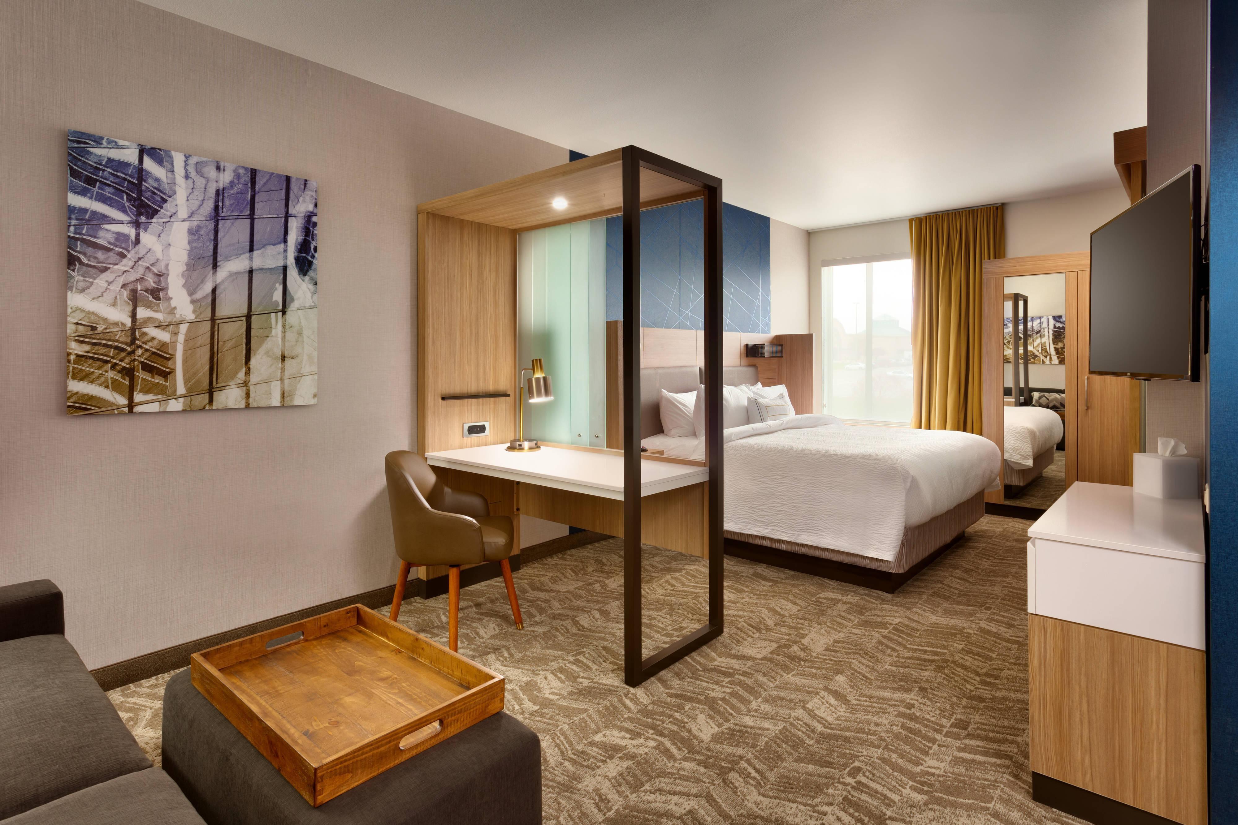 Suite Hotel In Coralville Springhill Suites Coralville