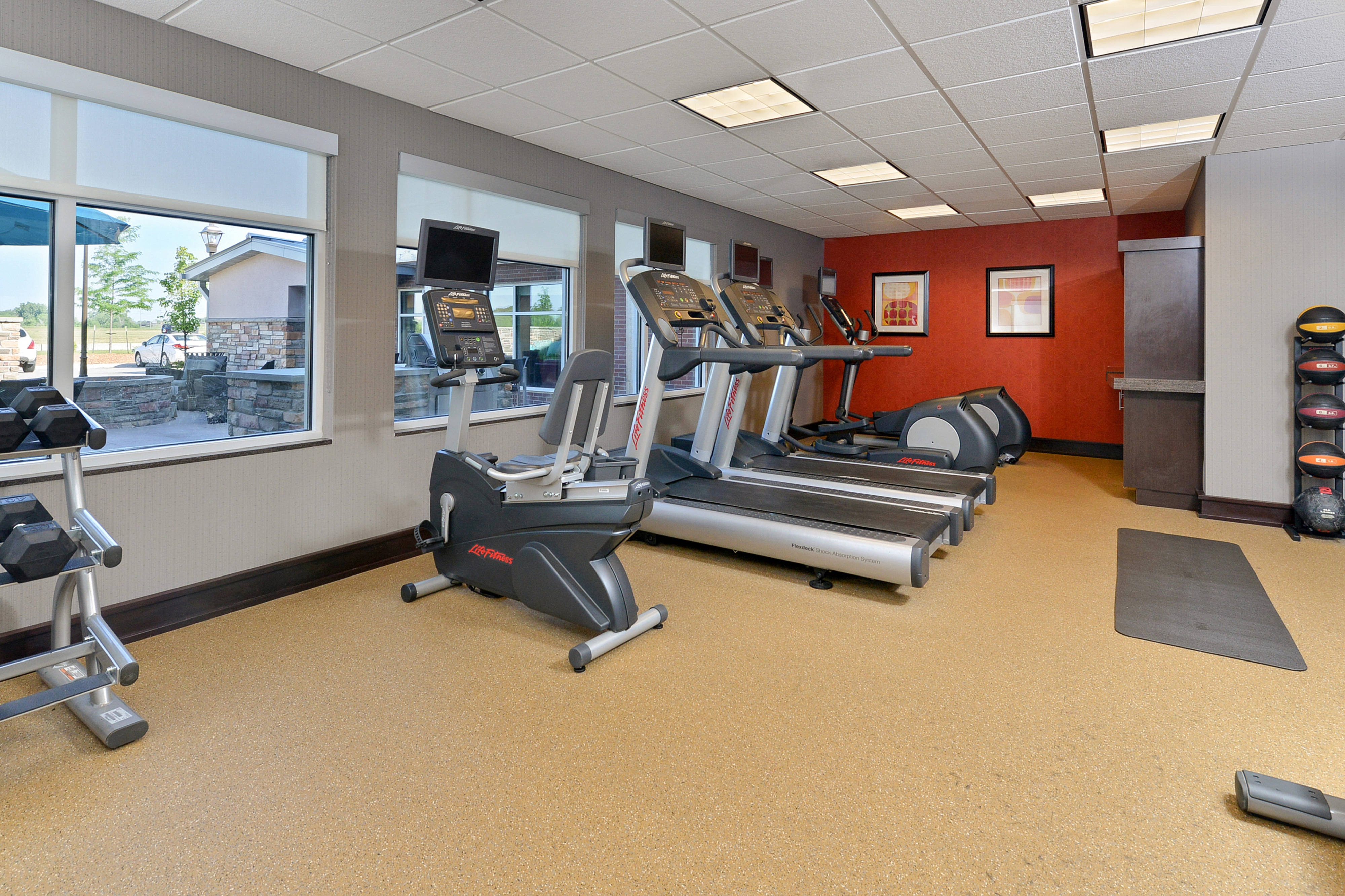 Coralville Fitness Center