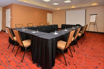 Coralville, Iowa Meeting Room