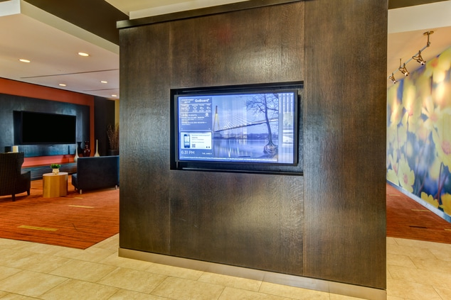 Bridgeport Clarksburg Hotel GoBoard