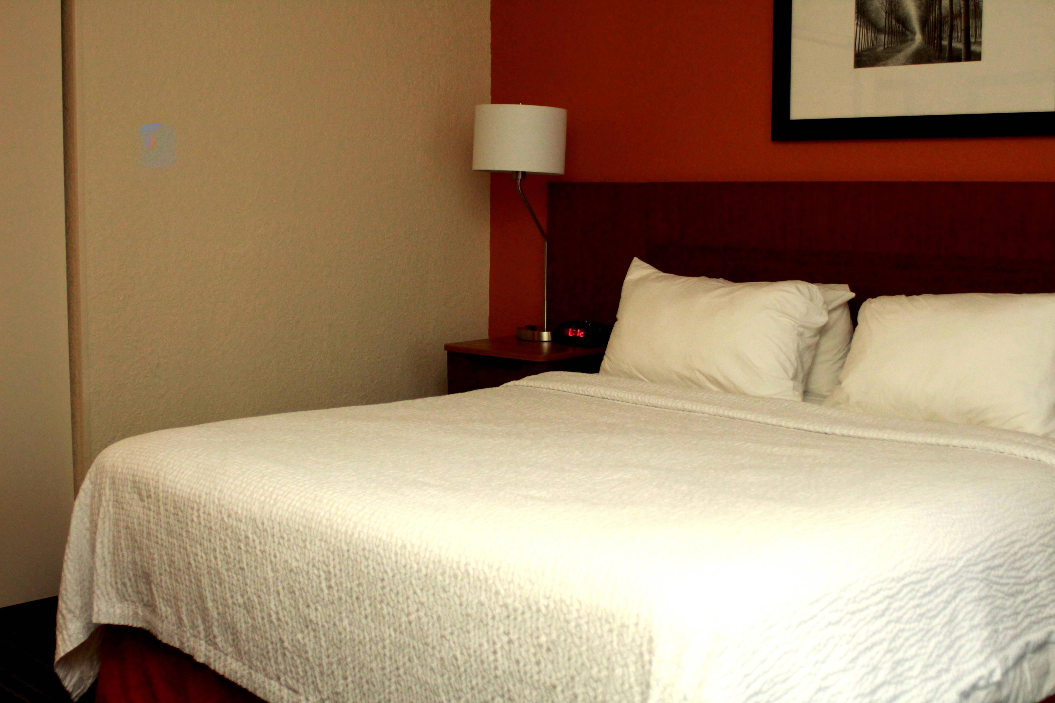 Suite avec lit king size - Espace nuit