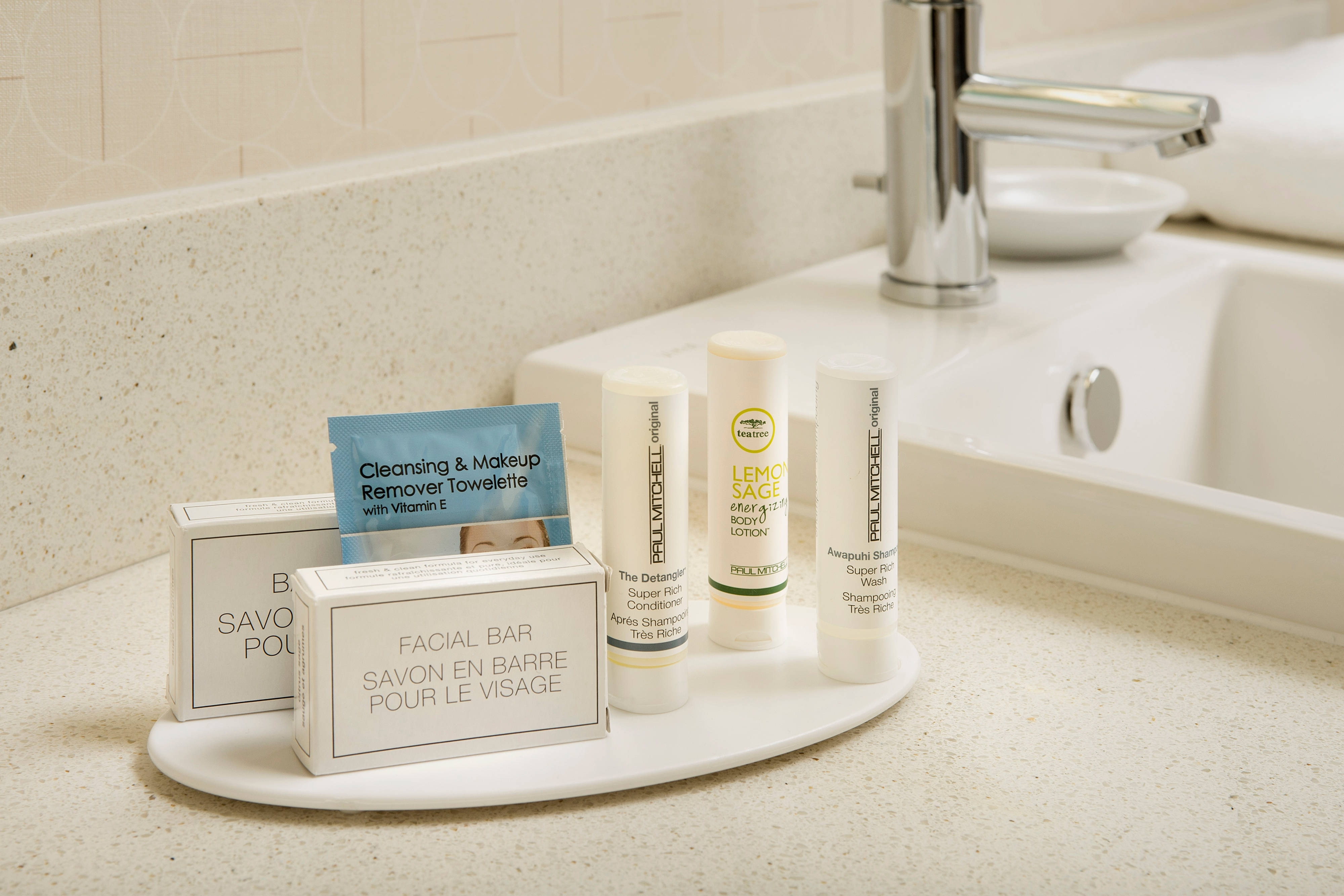 SpringHill Suites Bathroom Amenities