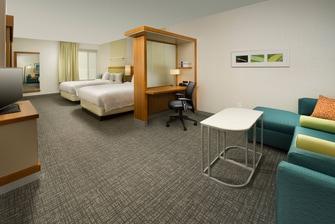 SpringHill Bridgeport Hotel Suites