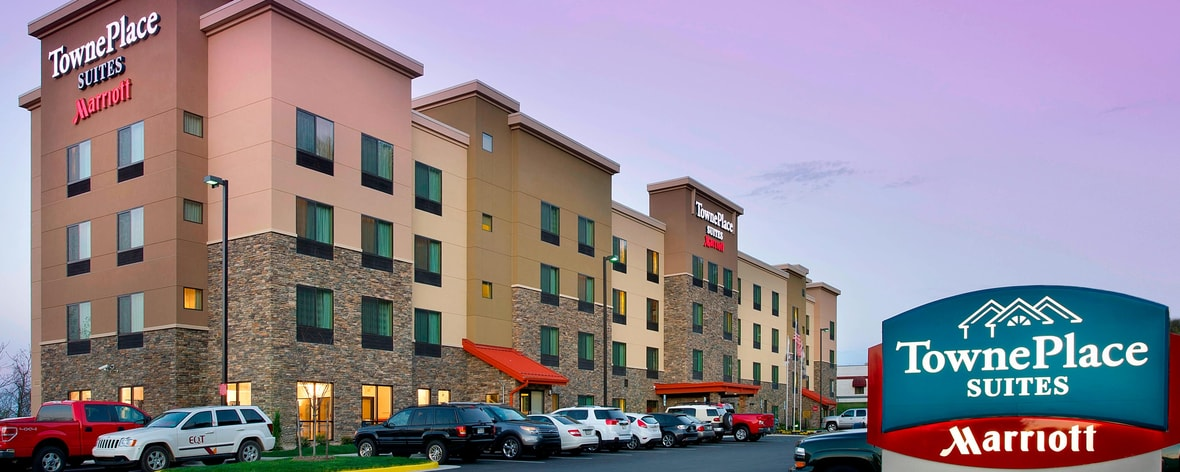 Extended Stay Hotel In Bridgeport West Virginia Towneplace Suites
