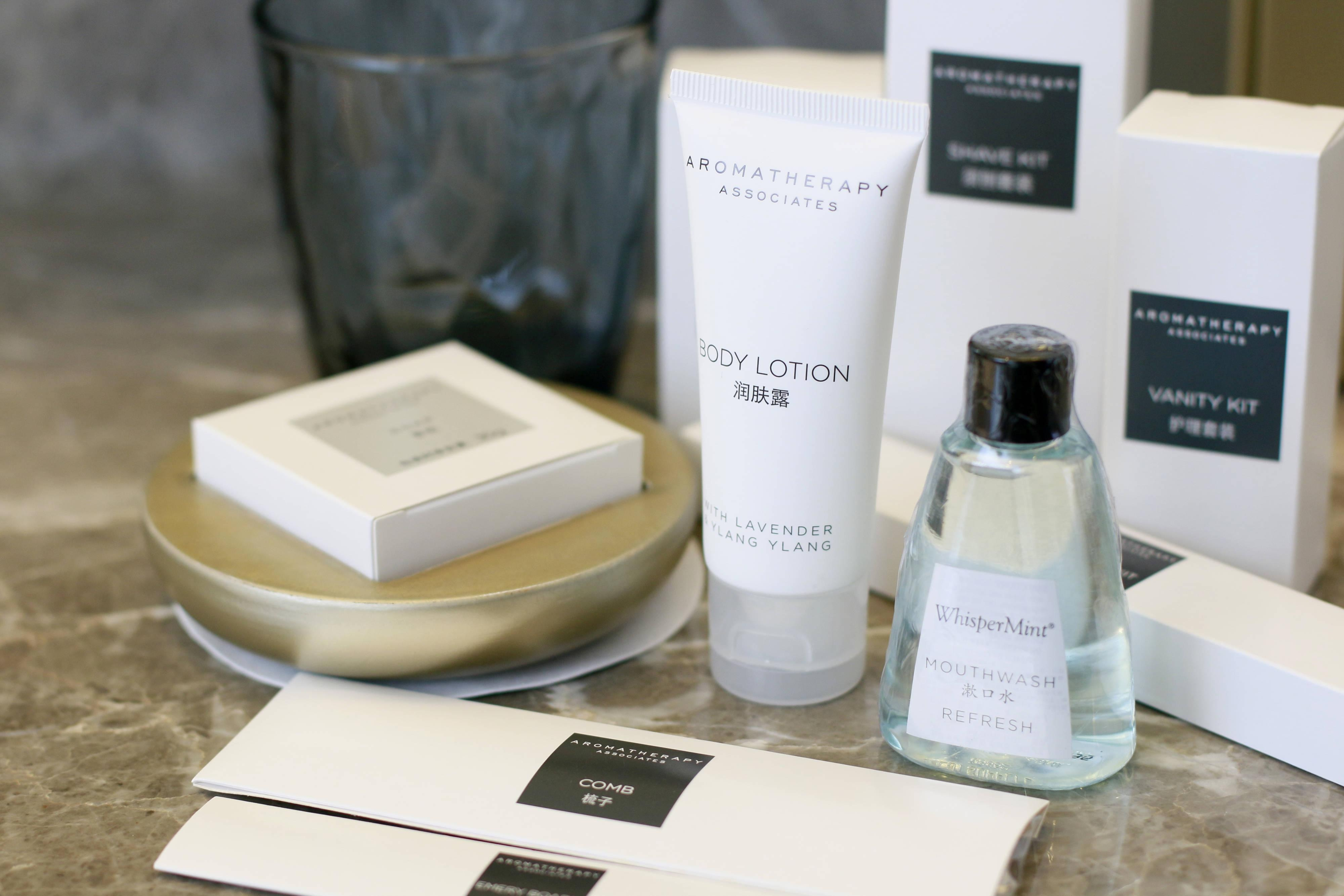 Aromatherapy Associates® Amenities