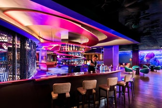 JW Marriott Hotel Chongqing Flame Bar