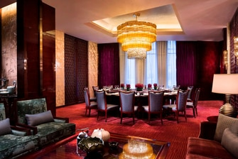 JW Marriott Hotel Chongqing Private Dining Room