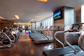 JW Marriott Hotel Chongqing Fitness Center