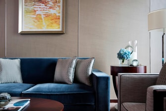 JW Marriott Hotel Chongqing Suite Living Area