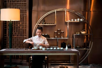 JW Marriott Hotel Chongqing Tea Show