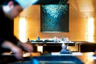 Akebono Japanese Restaurant - Teppanyaki Room