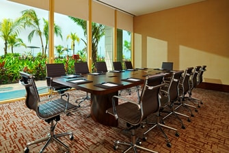 Meeting Room Boardroom Style