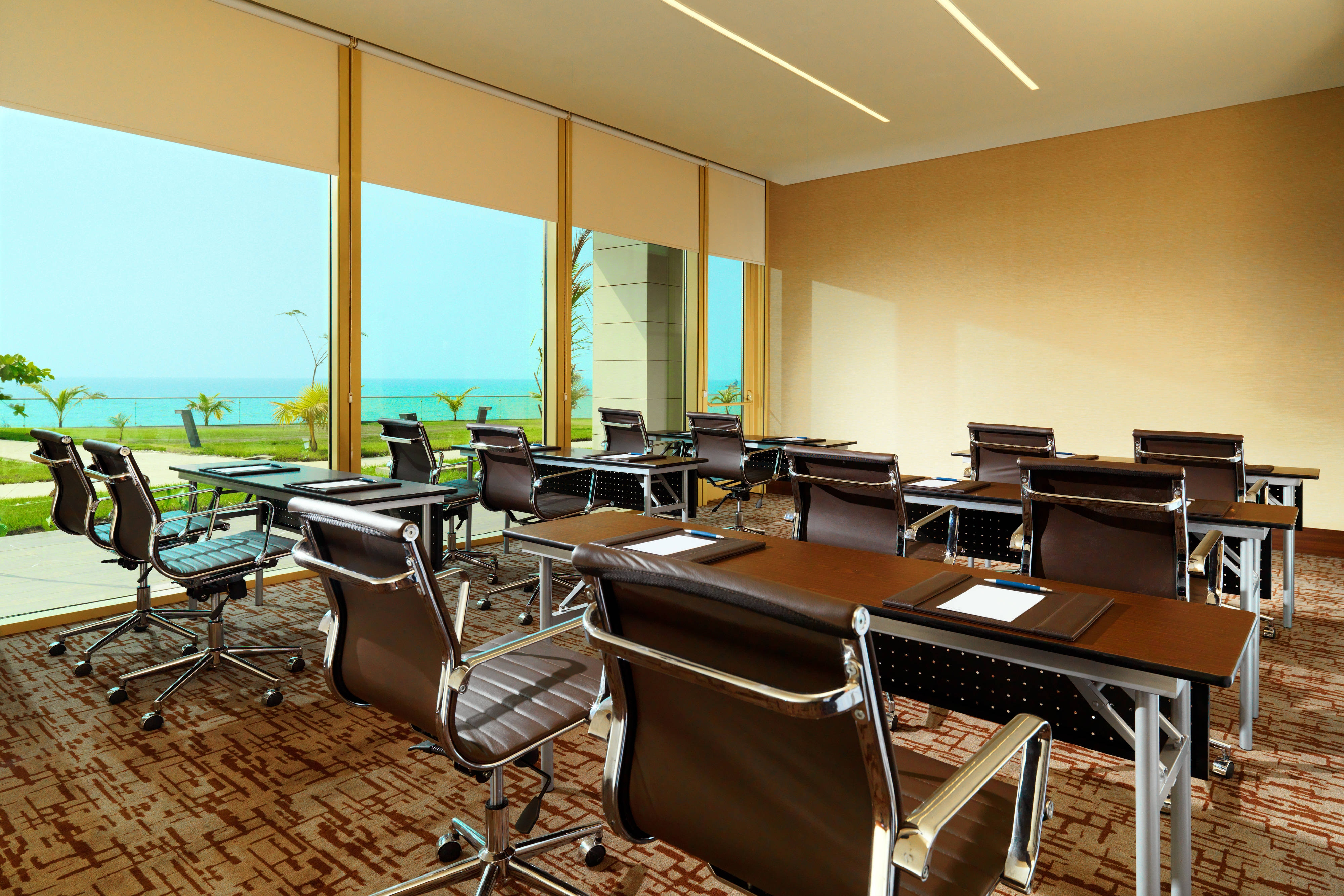 Meeting Room Class Room Style