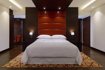 Suite Presidential Suite - Master Bedroom