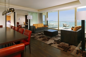 Suite Presidential Suite - Living Room