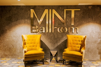 The Mint Ballroom – Sitting Area