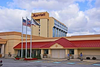 Cleveland Airport Hotel Exterior