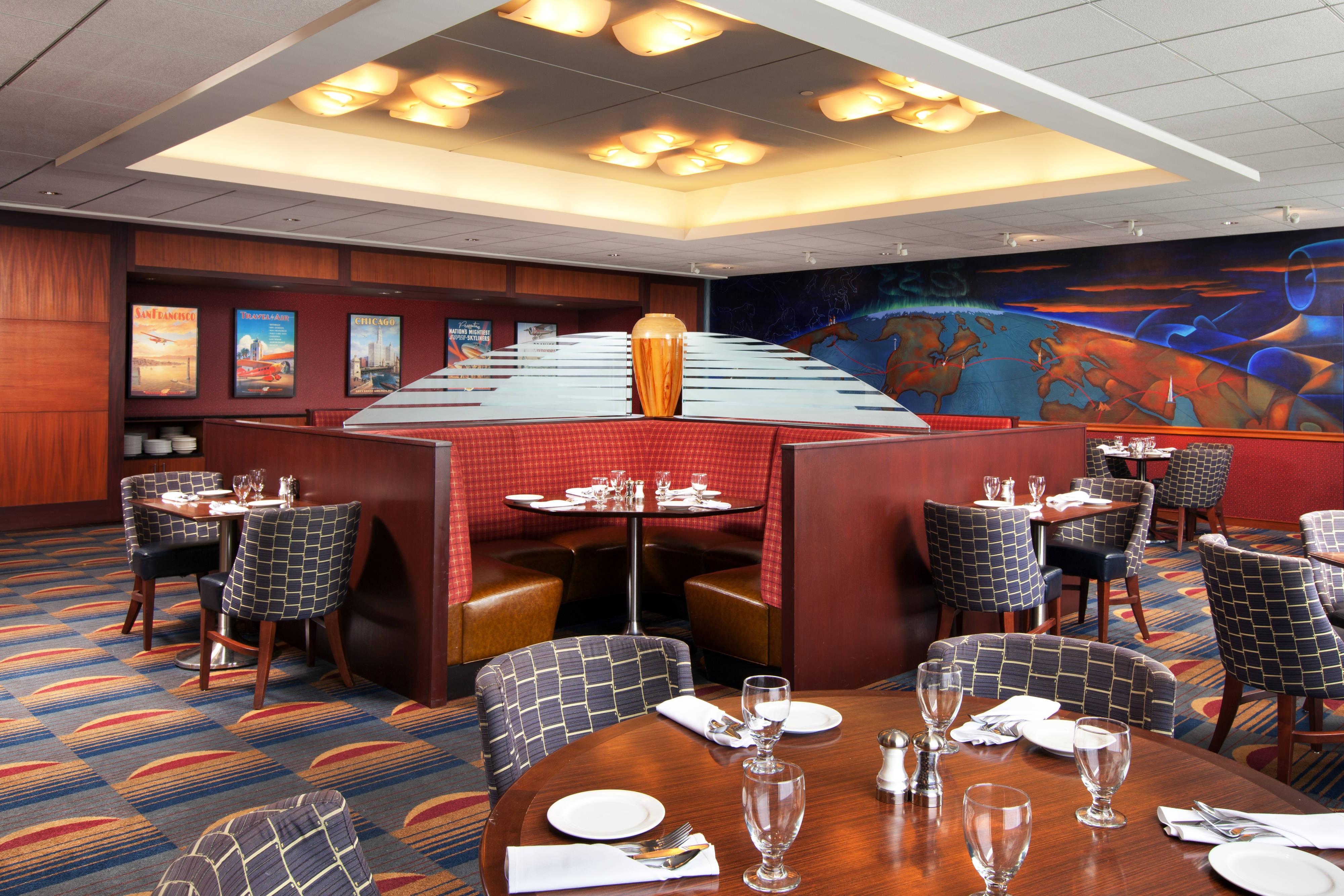 Hemispheres Restaurant